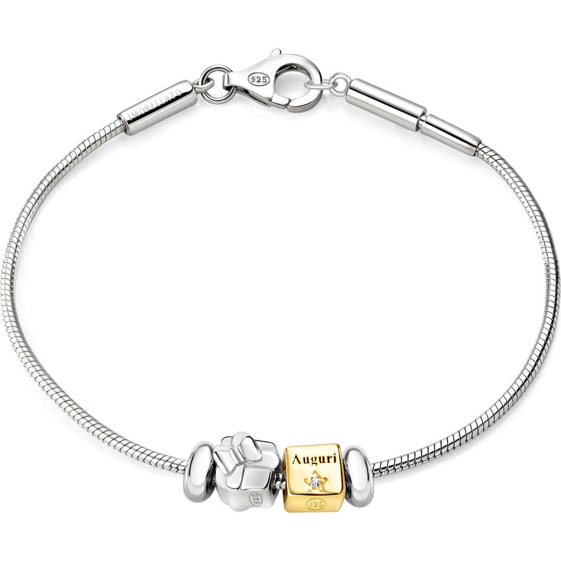 bracciale donna gioielli Morellato SAFZ63