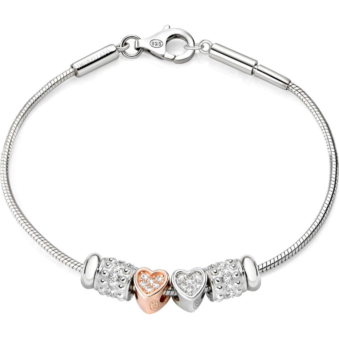 bracciale donna gioielli Morellato SAFZ81