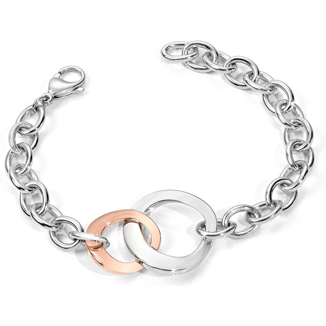 bracciale donna gioielli Morellato Senza fine SKT04
