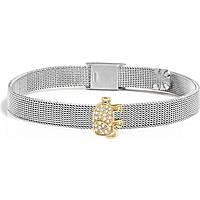 bracciale donna gioielli Morellato Tesori SAJT29