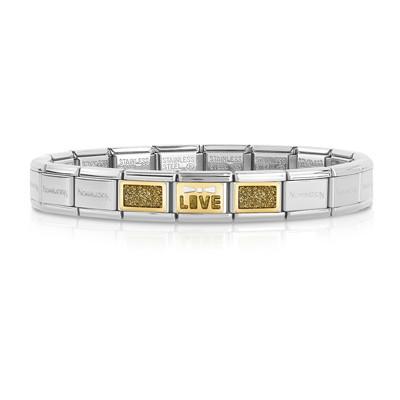bracciale donna gioielli Nom.Composable 039271/01