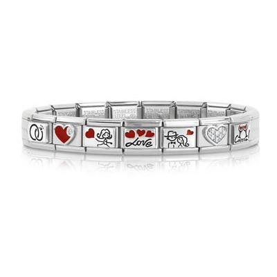 bracciale donna gioielli Nom.Composable 339082/20