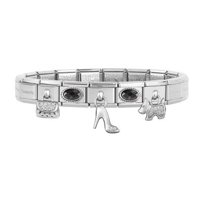 bracciale donna gioielli Nom.Composable 339124/04