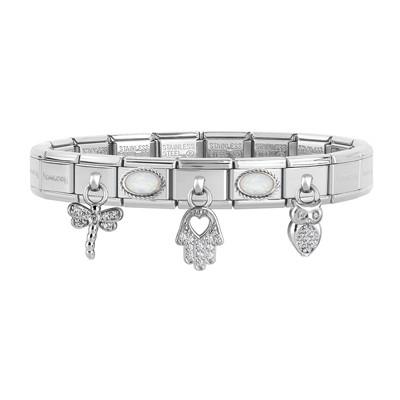 bracciale donna gioielli Nom.Composable 339124/06