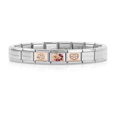 bracciale donna gioielli Nom.Composable 439023/03