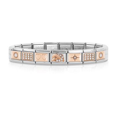 bracciale donna gioielli Nom.Composable 439023/06