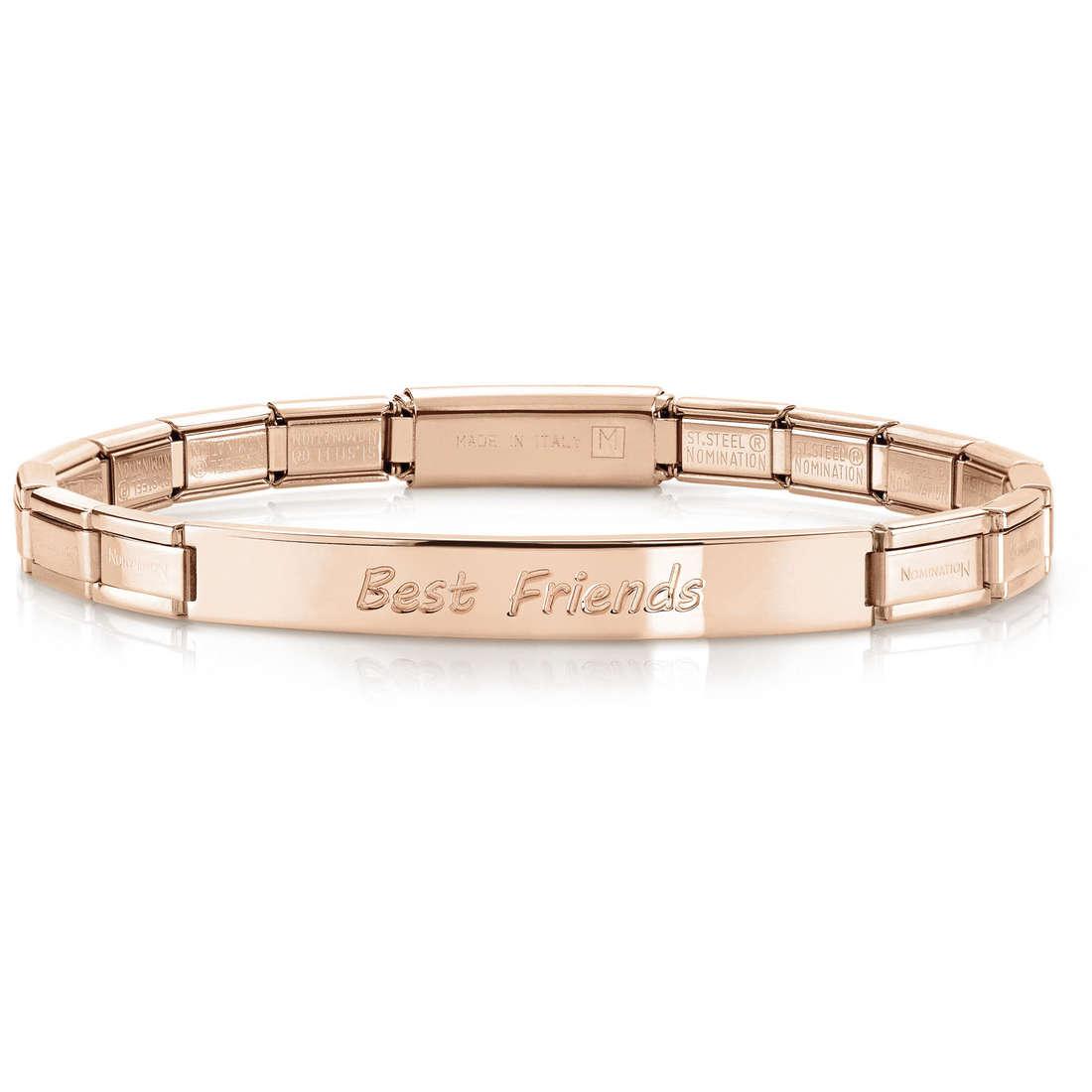 bracciale donna gioielli Nomination 021110/004