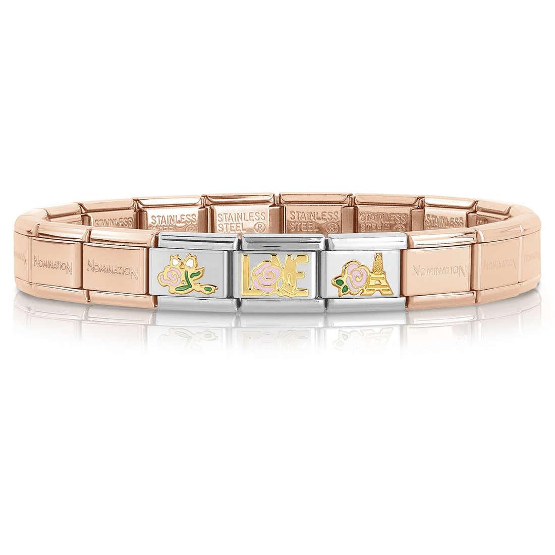 bracciale donna gioielli Nomination 039254/20