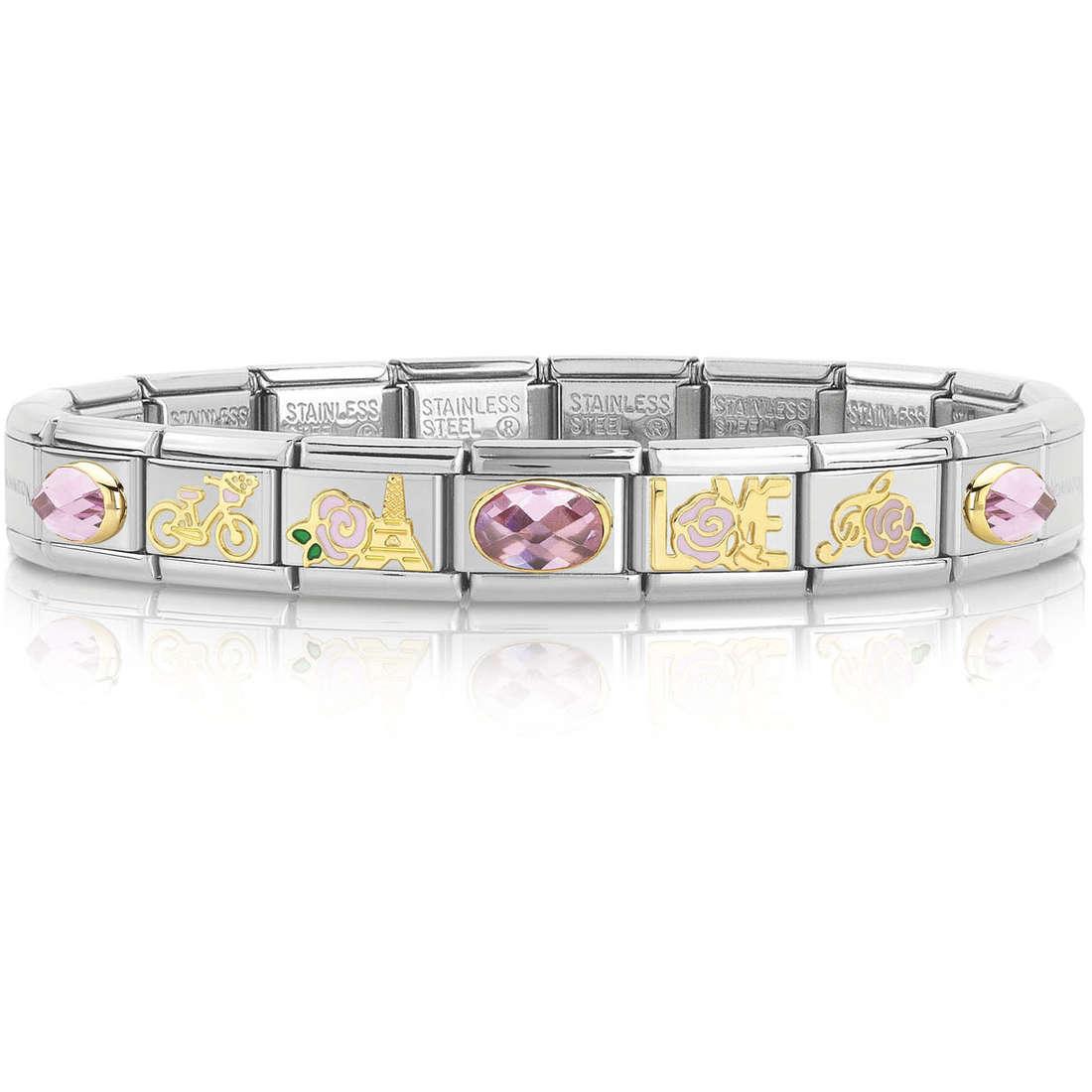 bracciale donna gioielli Nomination 039258/20