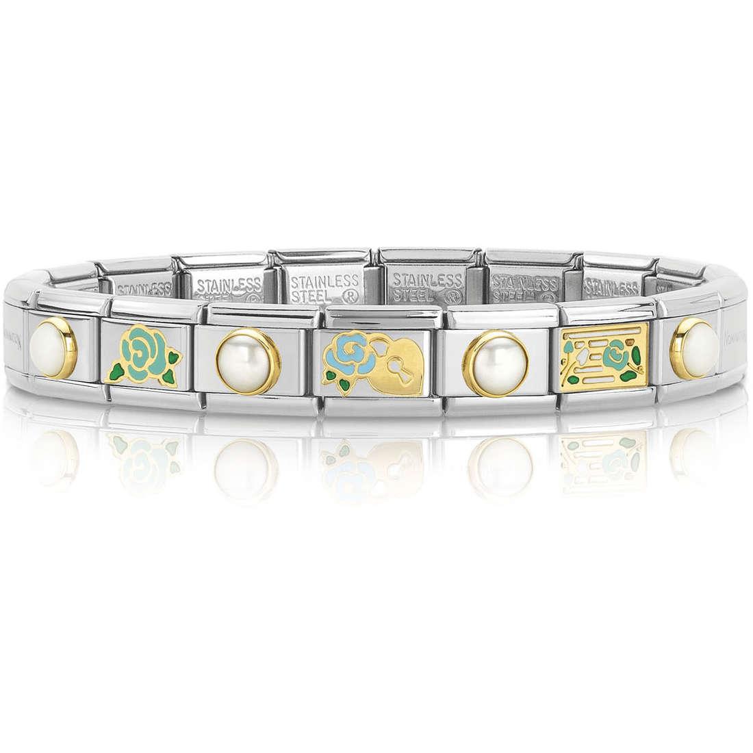 bracciale donna gioielli Nomination 039259/20