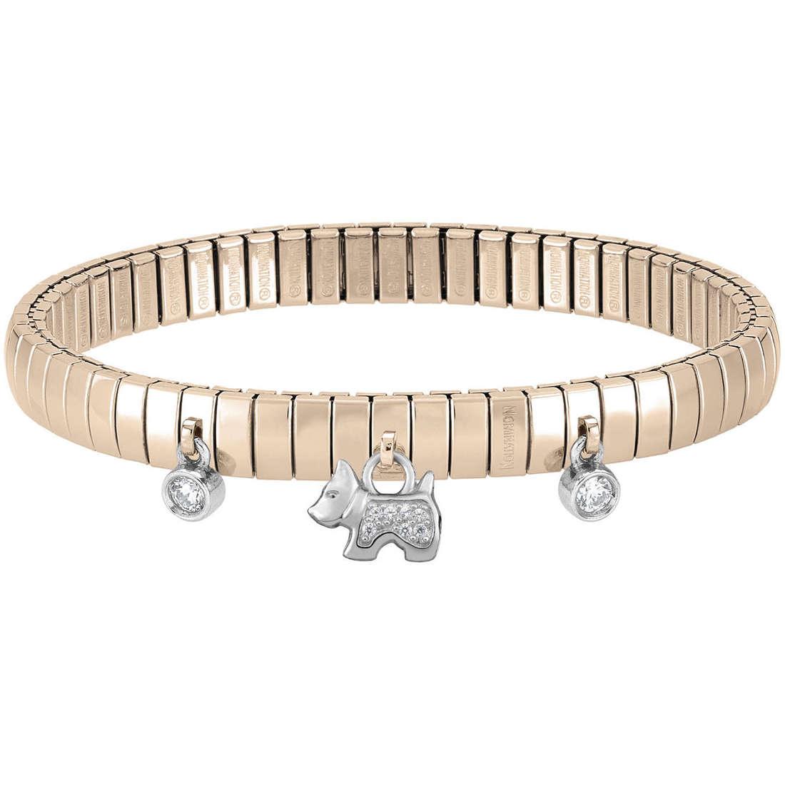 bracciale donna gioielli Nomination 044220/009