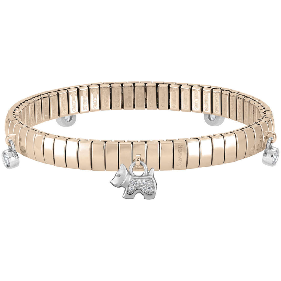 bracciale donna gioielli Nomination 044221/009
