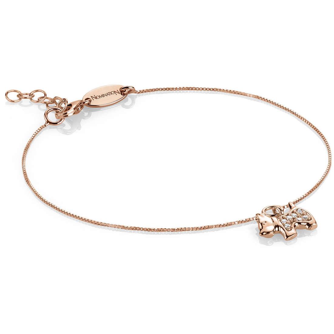 bracciale donna gioielli Nomination 150200/009