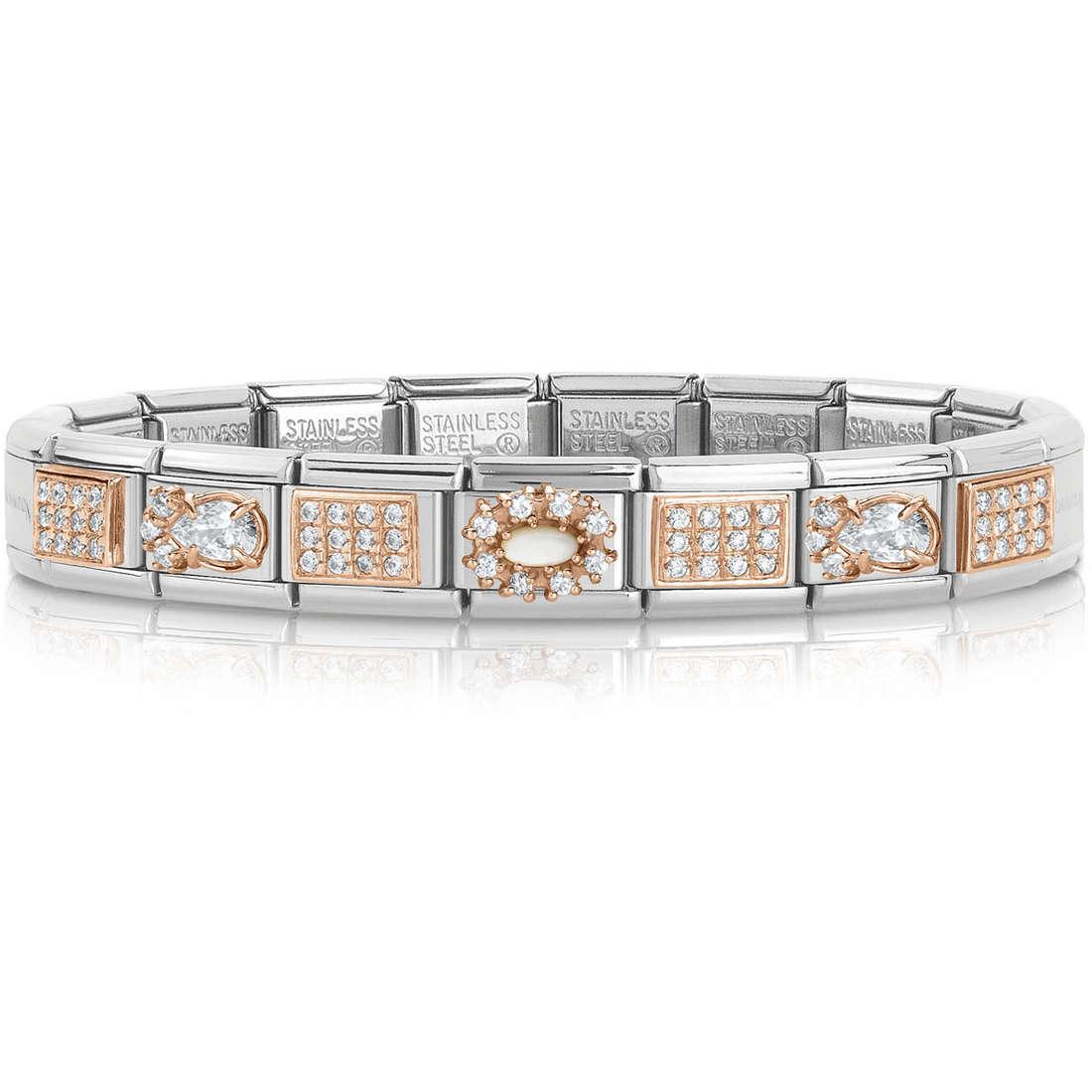 bracciale donna gioielli Nomination 439014/20