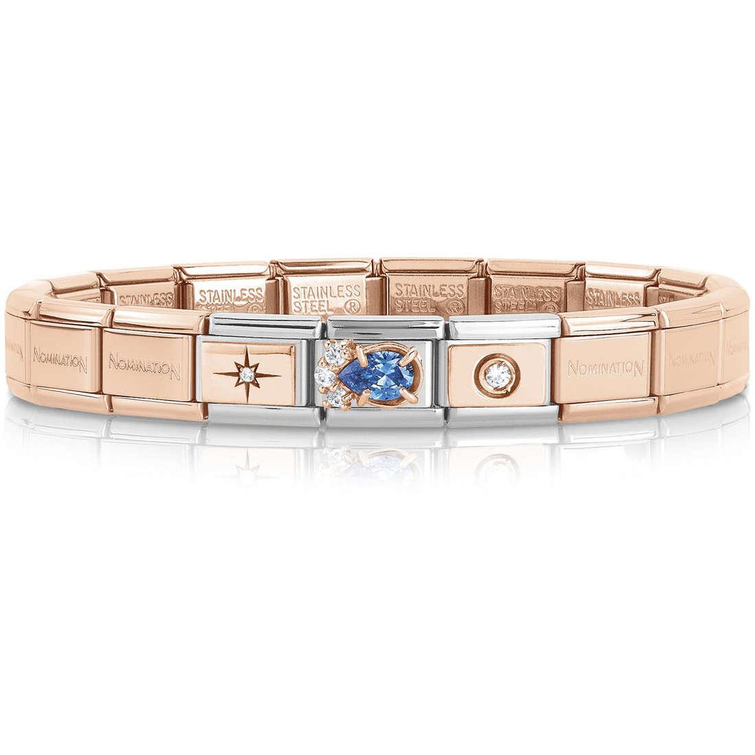 bracciale donna gioielli Nomination 439016/20