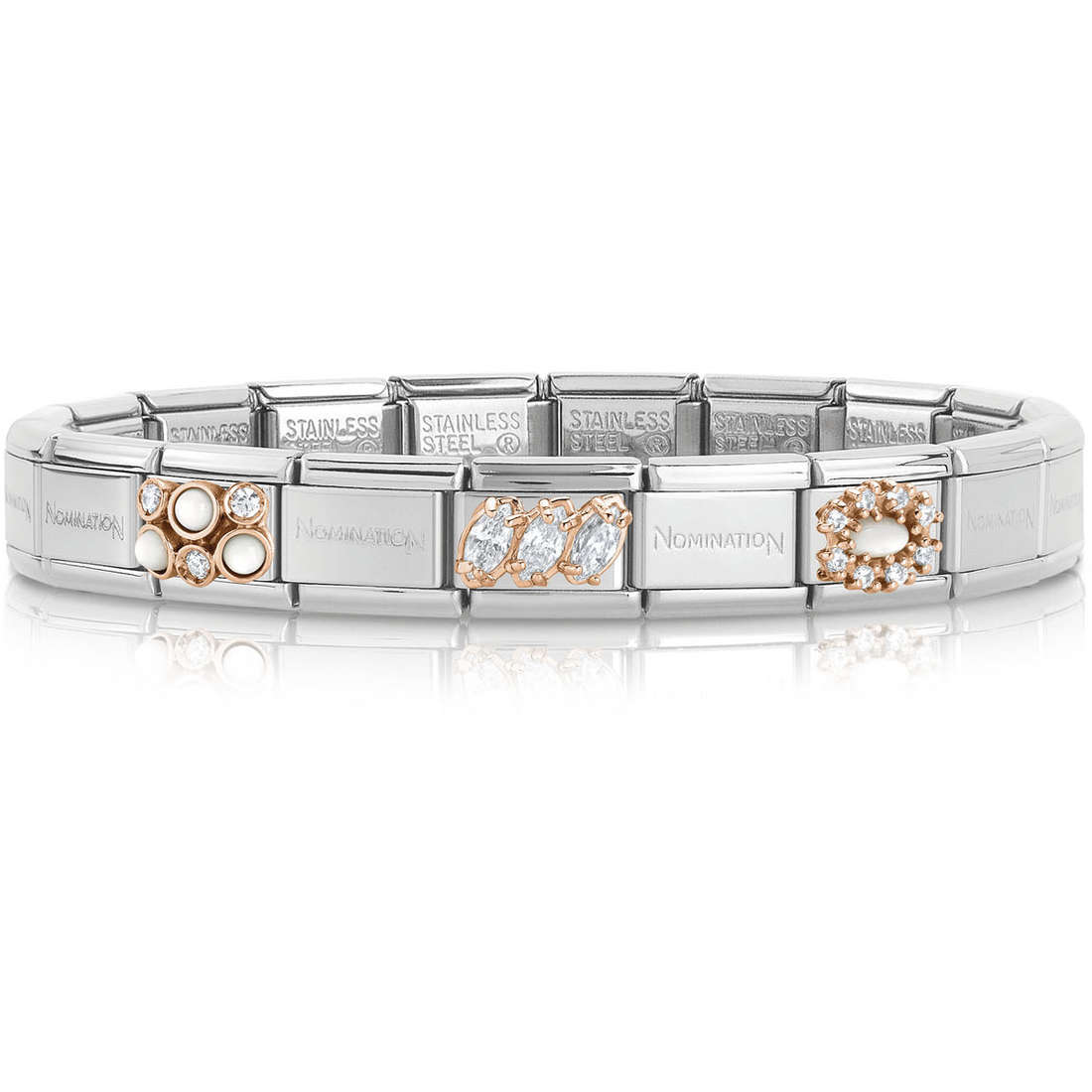 bracciale donna gioielli Nomination 439017/20