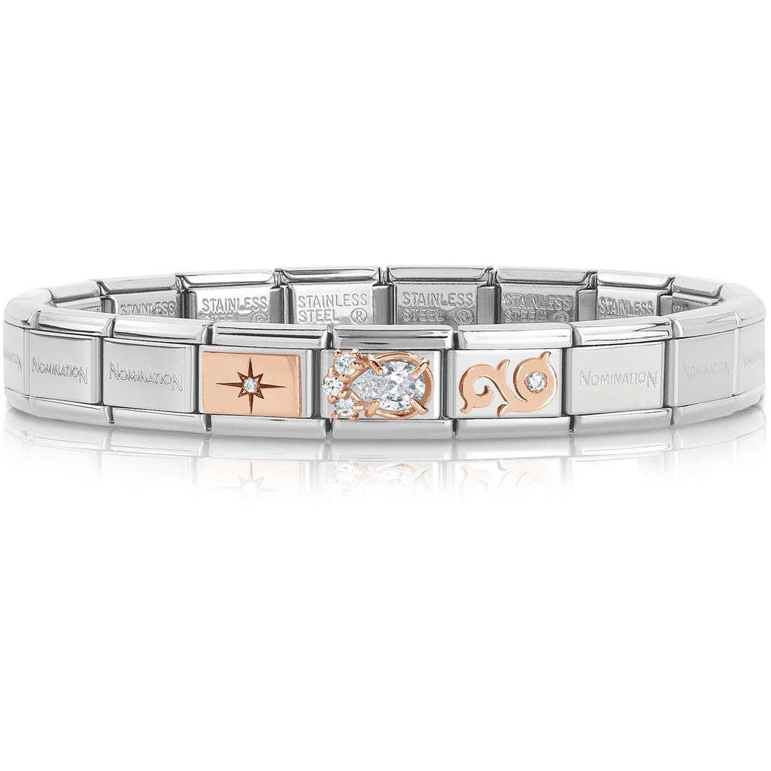 bracciale donna gioielli Nomination 439020/20