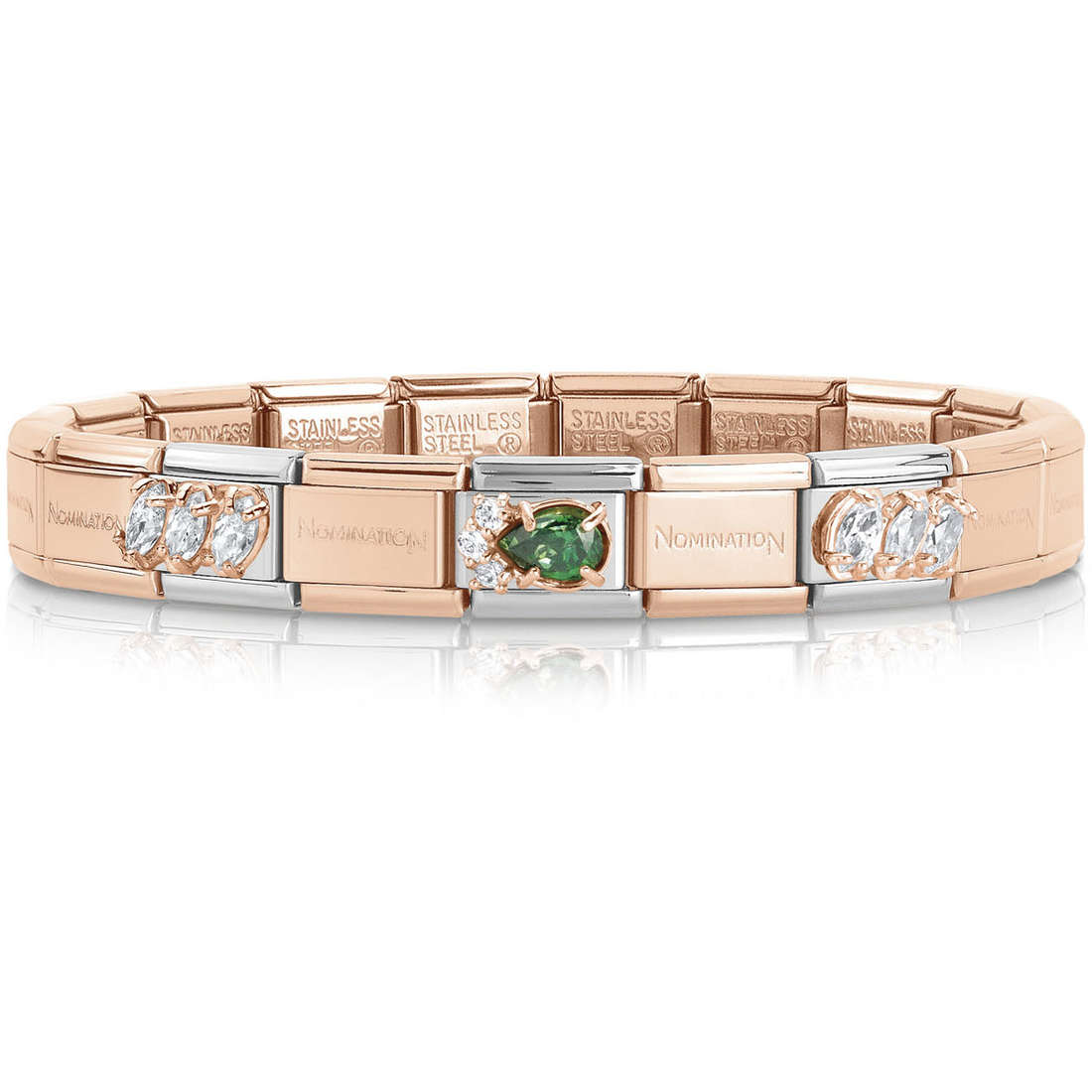 bracciale donna gioielli Nomination 439021/20