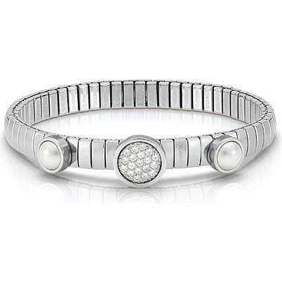 bracciale donna gioielli Nomination Lotus 043113/013