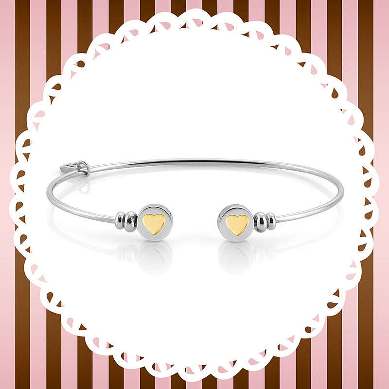 bracciale donna gioielli Nomination My BonBons 065202/001