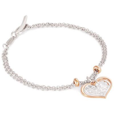 bracciale donna gioielli Nomination Romantica 141510/011