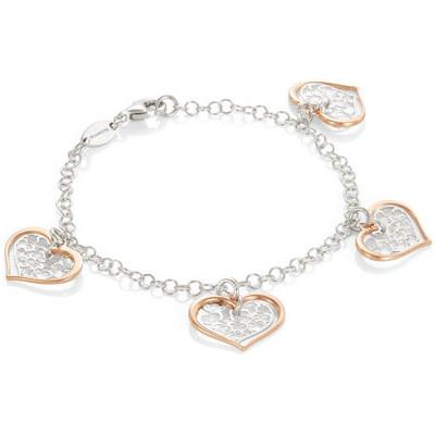 bracciale donna gioielli Nomination Romantica 141511/011