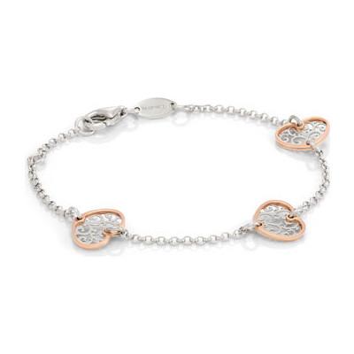bracciale donna gioielli Nomination Romantica 141514/004