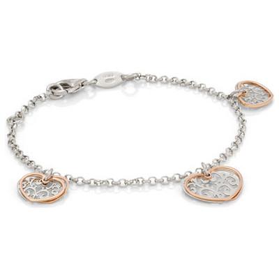 bracciale donna gioielli Nomination Romantica 141515/004