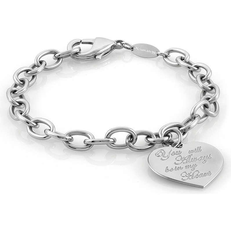 bracciale donna gioielli Nomination SWEETHEART 026112/014