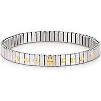 bracciale donna gioielli Nomination Xte 042001/004