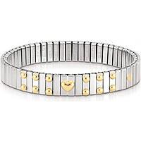 bracciale donna gioielli Nomination Xte 042020/005
