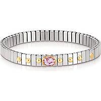 bracciale donna gioielli Nomination Xte 042501/003