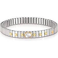 bracciale donna gioielli Nomination Xte 042501/010