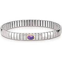 bracciale donna gioielli Nomination Xte 042504/001