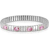 bracciale donna gioielli Nomination Xte 043420/003