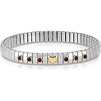 bracciale donna gioielli Nomination Xte 044609/014