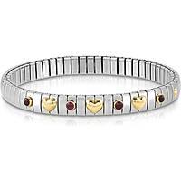 bracciale donna gioielli Nomination Xte 044610/014