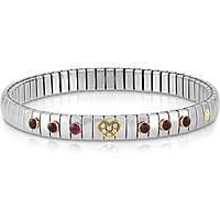 bracciale donna gioielli Nomination Xte 044612/014