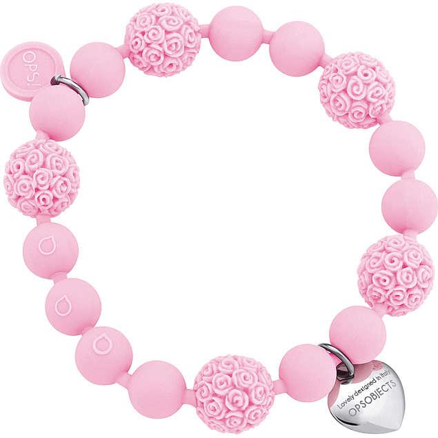 bracciale donna gioielli Ops Objects Boule De Rose OPSBR-246