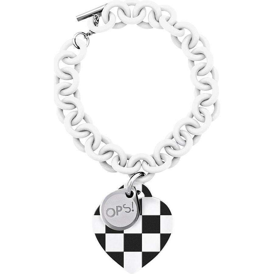 bracciale donna gioielli Ops Objects Damier OPSBR-100