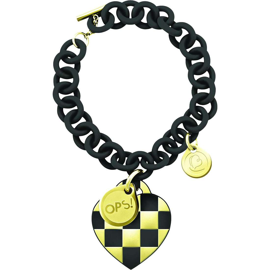 bracciale donna gioielli Ops Objects Damier OPSBR-140