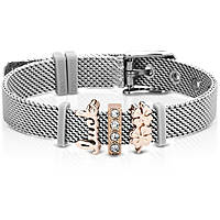bracciale donna gioielli Ops Objects Mesh OPSBR-560