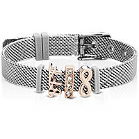 bracciale donna gioielli Ops Objects Mesh OPSBR-564