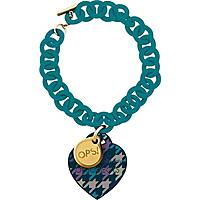 bracciale donna gioielli Ops Objects Ops! Pied De Poule OPSBR-165