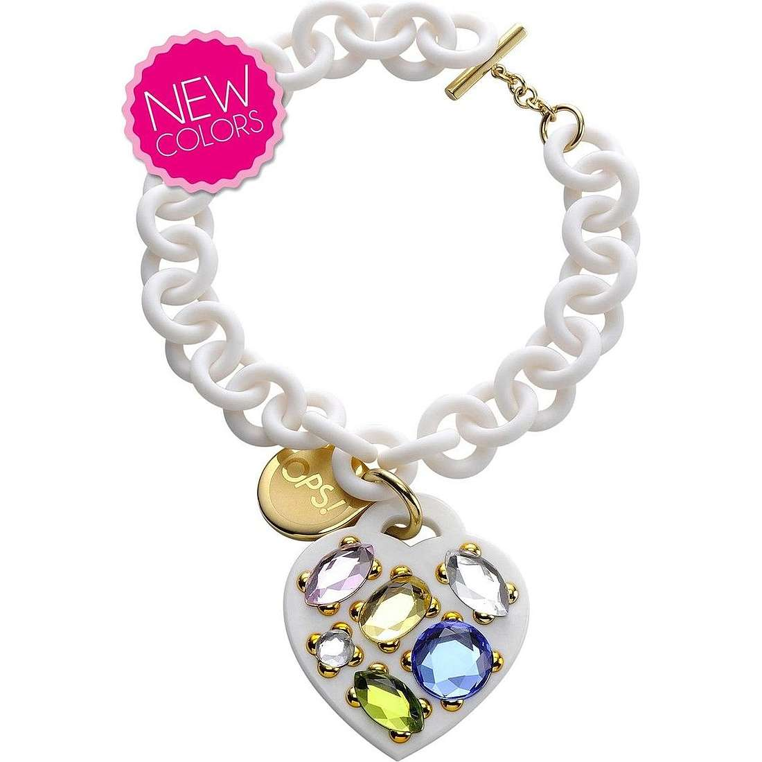 bracciale donna gioielli Ops Objects Ops! Stone OPSBR-173