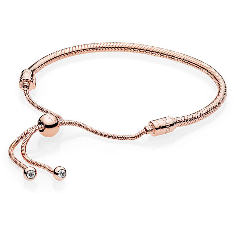 codice promozionale 1a9a7 ba773 bracciale donna gioielli Pandora 587125CZ-2