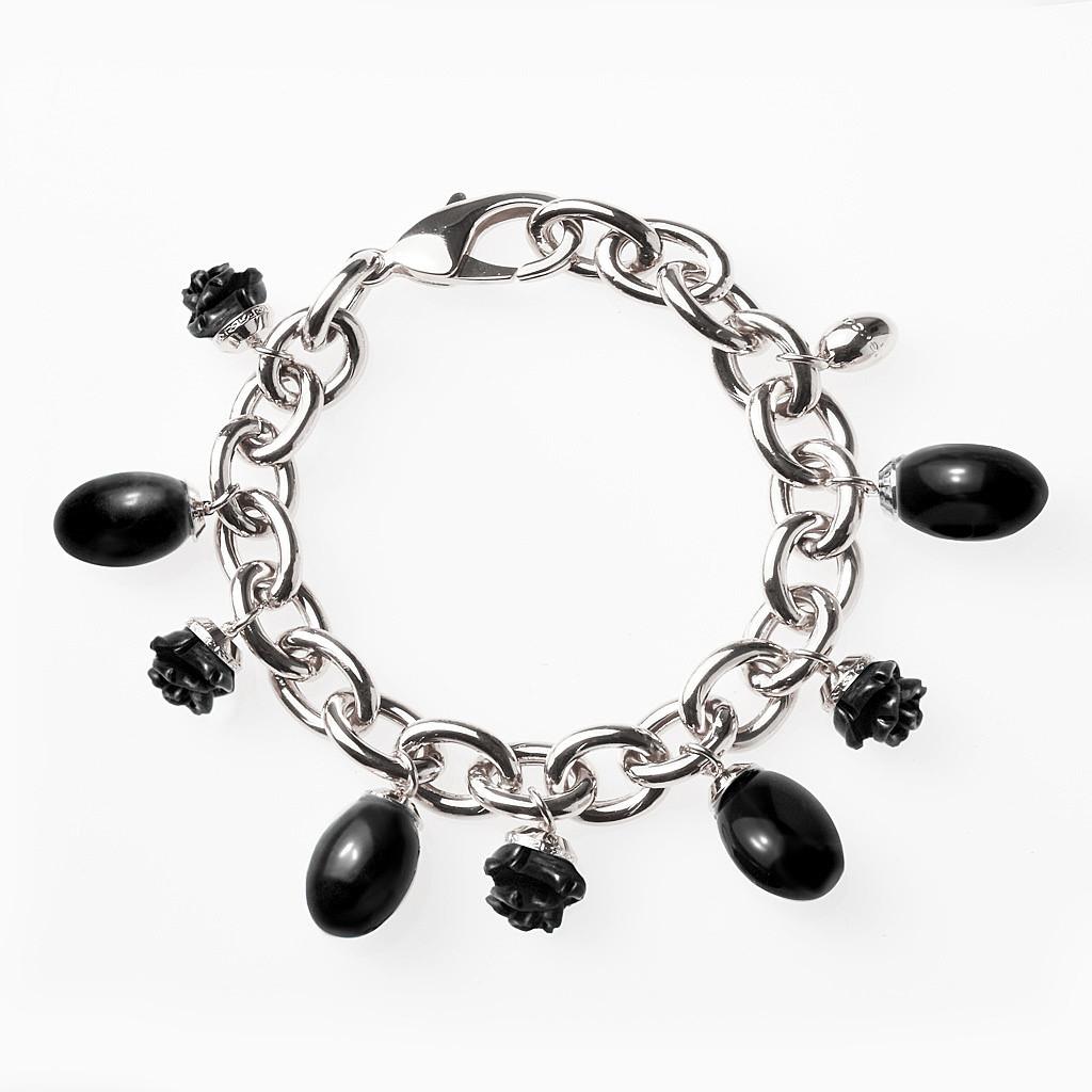 un'altra possibilità 69739 cd6e6 bracciale donna gioielli Rebecca Mediterraneo BMDBBN18