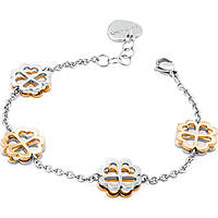 bracciale donna gioielli Sagapò Butterfly SBF15