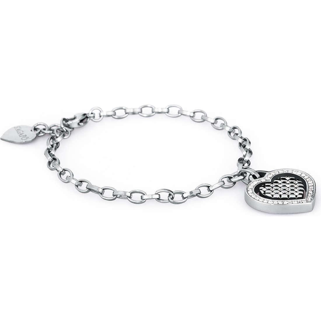 bracciale donna gioielli Sagapò Carillon SCN13