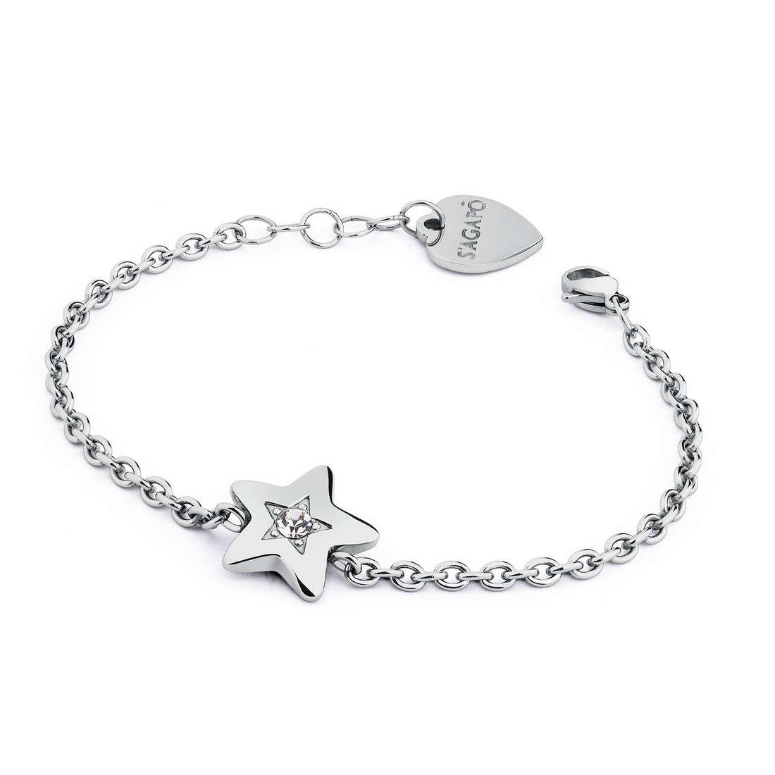 bracciale donna gioielli Sagapò Estrella SRE14